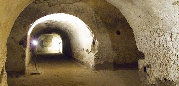 Ventotene cisterne romane