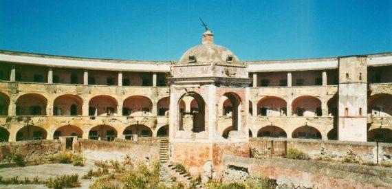 il carcere di Ventotene