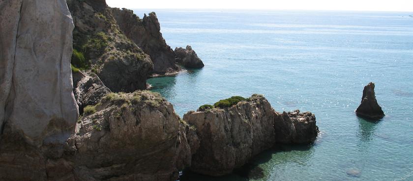 piscine naturali di Ponza