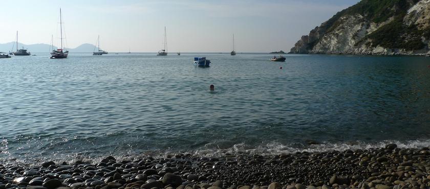 spiagge di Ponza