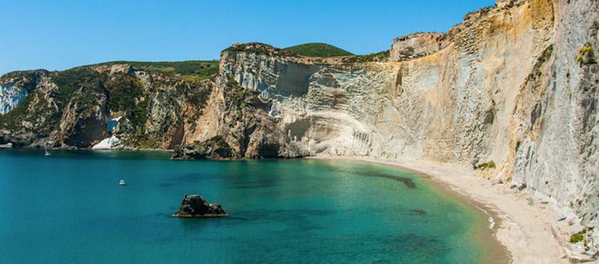 le più belle spiagge di Ponza