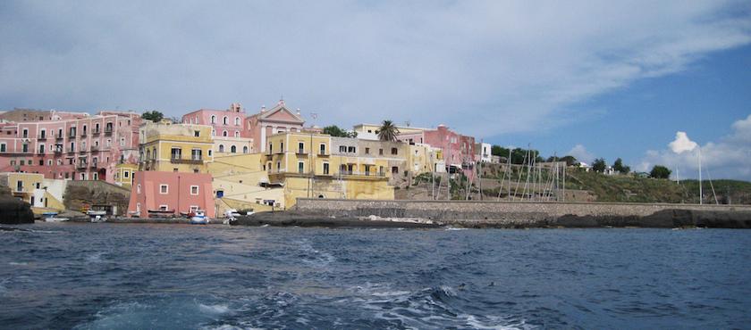 porto di Ventotene