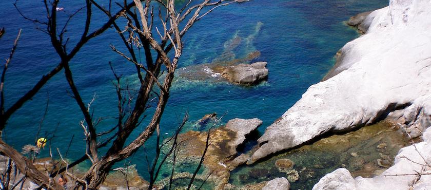 piscine naturali Ponza