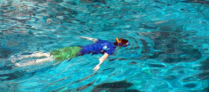 snorkeling a Ponza e Ventotene